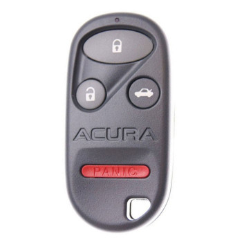 1996 - 2001 ACURA RL KEYLESS ENTRY REMOTE 4B - CWT72147KA