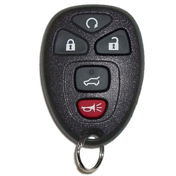 2010 - 2013 CHEVROLET SUBURBAN KEYLESS ENTRY