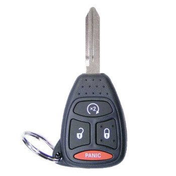 2004 -2011 DODGE REMOTE HEAD KEY