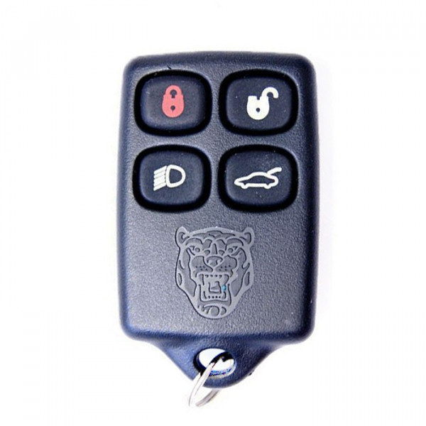 Jaguar Xk Xj Keyless Entry Remote B on Range Rover Remote Key Battery