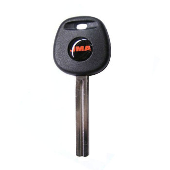 1997 - 2001 LEXUS TRANSPONDER KEY (LONG BLADE) * 4C CHIP *