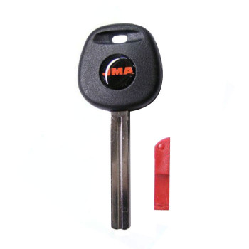 1997-2013 LEXUS KEY SHELL LONG BLADE LXP90 TOY48BTA