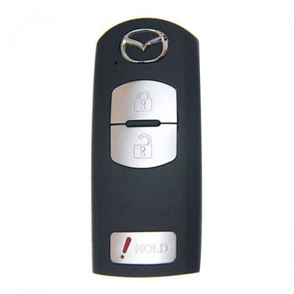 2010 2013 Mazda 3 5 Door Smart Key 3 Buttons