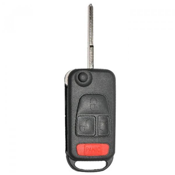 1998 2005 mercedes benz ml320 remote flip key for Mercedes benz locksmith