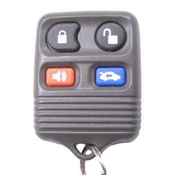 1999 - 2004 MERCURY GRAN MARQUIS KEYLESS ENTRY REMOTE 4B (GRAY)