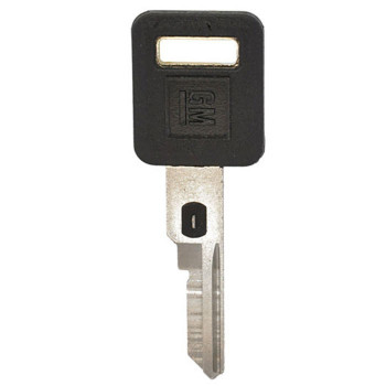 1987-1996 GM SINGLE SIDED VATS KEY (all numbers) - B62-P