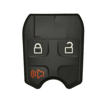 FORD REMOTE KEY 80 BITS RUBBER PAD (3 BUTTONS)