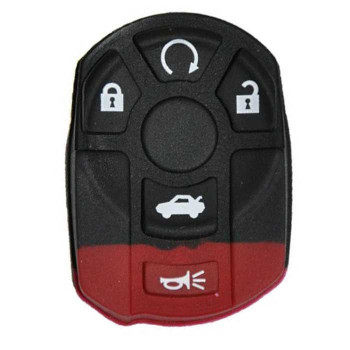 2006-2012 CADILLAC SMART KEY RUBBER PAD