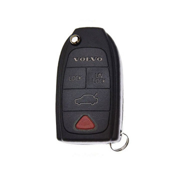 2003 - 2004 VOLVO S40 & V40 REMOTE FLIP KEY (WITHOUT BLADE)