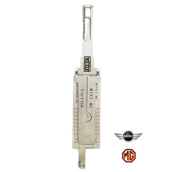 2007-2011 LISHI MINI/ MG 2 IN 1 PICK & DECODER