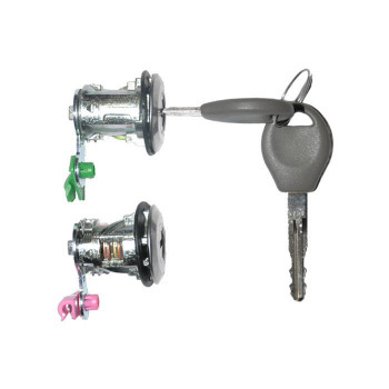 NISSAN 10 CUTS DOOR LOCK SET