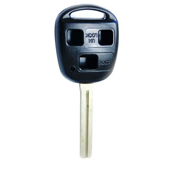 1997 - 2001 LEXUS KEY SHELL (LXP90 LONG BLADE)