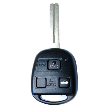 1998 -2005 LEXUS ES GS IS LS REMOTE HEAD KEY ( HYQ1512V )