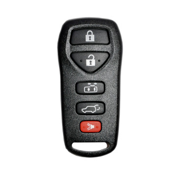2004 - 2010 NISSAN QUEST KEYLESS ENTRY SHELL 5B W/Slide doors