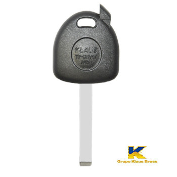 "KLAUS CHEVROLET TRANSPONDER KEY SHELL ""VX5-PT"""