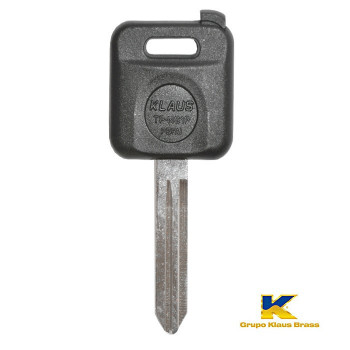 "KLAUS TRANSPONDER KEY SHELL ""TP-NS1P"""
