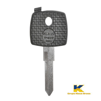 "KLAUS TRANSPONDER KEY SHELL ""TP-MS1P"""