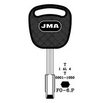 2000-2013 JMA FORD KEY BLANK *S30FDP*