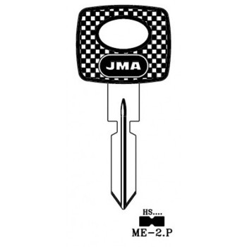1986-1996 JMA MERCEDES KEY BLANK *S48HFP*
