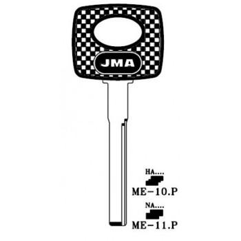 1984-1996 JMA MERCEDES KEY BLANK *S34YSP*