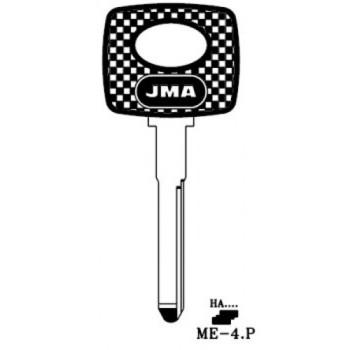 1981-1993 JMA MERCEDES KEY BLANK *S50HFP*