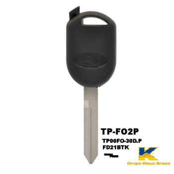 KLAUS - FORD LINCOLN MERCURY KEY SHELL *TP-FO2P*