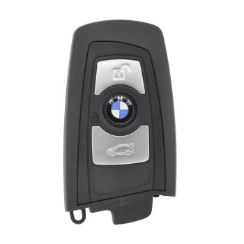 2012 - 2015 BMW F SERIES KEYLESS GO KEY (HUF5661) - BLACK