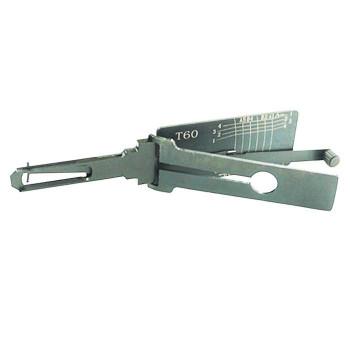 LISHI VA6 PICK & DECODER T SERIES (T60)
