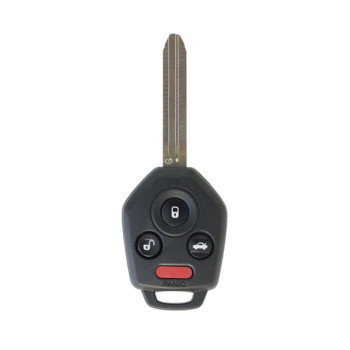 2012 - 2018 SUBARU REMOTE HEAD KEY - IMPREZA XV CROSSTREK FORESTER - CWTWBU811 - G chip - USA