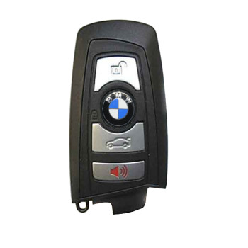 2012- 2015 BMW F SERIES KEYLESS GO KEY - YGOHUF5662 - 315 Mhz