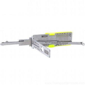 2003-2014 LISHI MAZDA 10 CUT 2 IN 1 PICK & DECODER *MAZ24*