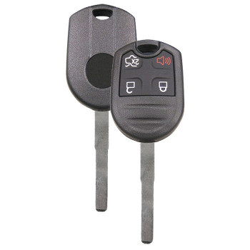 2015 - 2018 FORD FIESTA HIGH SECURITY REMOTE HEAD KEY 80 BIT 4B - 5922964