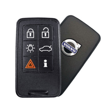 2007 - 2018 VOLVO SMART KEY (A) WITH PCC (PERSONAL CAR COMMUNICATOR SYSTEM) - 902Mhz