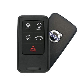 2007 - 2017 VOLVO SMART KEY (B) W/OUT PCC (PERSONAL CAR COMMUNICATION SYSTEM) 5B - 434 Mhz