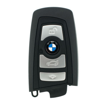 2012 - 2015 BMW F SERIES KEYLESS GO KEY - (HUF5663)