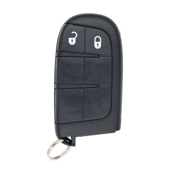 2011 - 2013 FIAT 500 2 BUTTON SMART KEY