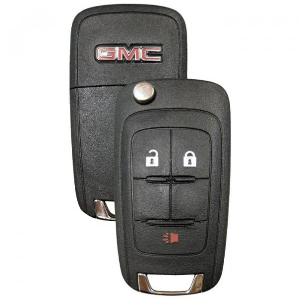 Gmc Terrain Remote Flip Key B on Range Rover Remote Key Battery