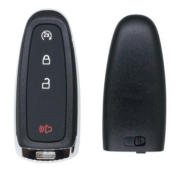 2011 - 2019 FORD SMART KEY SHELL 4B