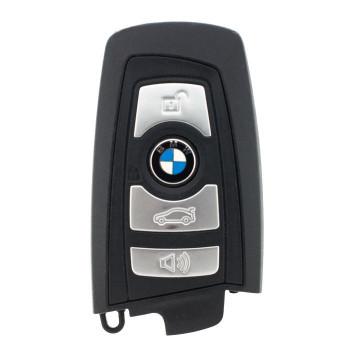 2012 - 2018 BMW SMART KEY - 5WK49663 - 315 Mhz - CONTINENTAL - BLACK