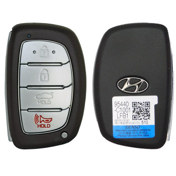 2015 - 2017 HYUNDAI SONATA SMART INTELLIGENT KEY - CQOFD00120