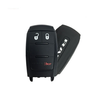 2019- 2020 DODGE RAM 1500 Smart Key 3B - OHT-4882056 - 433 Mhz - BLACK SIDE