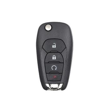 2019 Chevrolet Cruze Remote Flip Key 4B Remote Start - LXP-T004