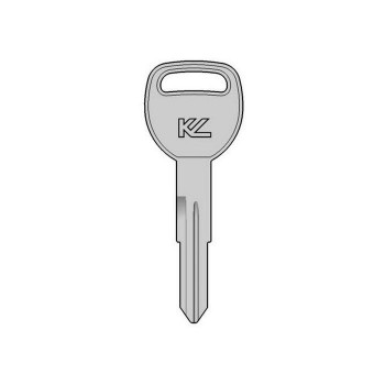 1992-2002 KeyLine Honda/Acura Double Sided 8 Cut Key Blank HD103