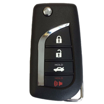 2019 TOYOTA CAMRY REMOTE FLIP KEY 4B - HYQ12BFB - 315 MHz - JAPAN PRODUCTION