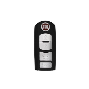 2018-2019 FIAT 124 / 124 Spider SMART KEY - WAZSKE13D02 - WAZSKE13D01 - 315Mhz -