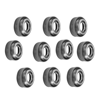 1991-2015 FORD GM FACE CAPS - PACK OF 10 PCS - IN DOOR - 322257
