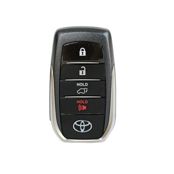 2020 TOYOTA LAND CRUISER SMART KEY 4B - HYQ14FBB