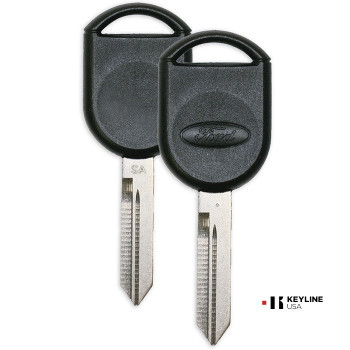 2000 - 2014 FORD TRANSPONDER KEY - 80-BIT - SA
