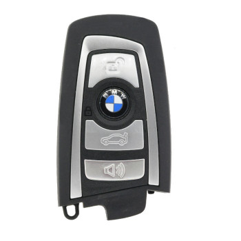 2012 - 2018 BMW SMART KEY - 5WK49663 - 315 Mhz - CONTINENTAL - SILVER