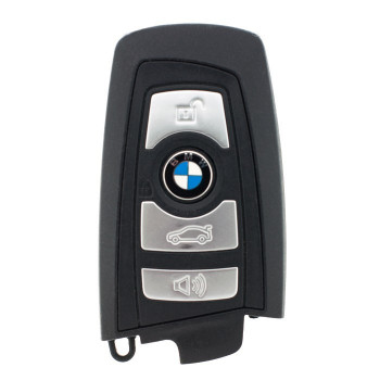 2010 - 2018 BMW SMART KEY - KR55WK49863 - 315 Mhz - CONTINENTAL - BLACK